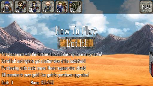 War Of Ages screenshot 4