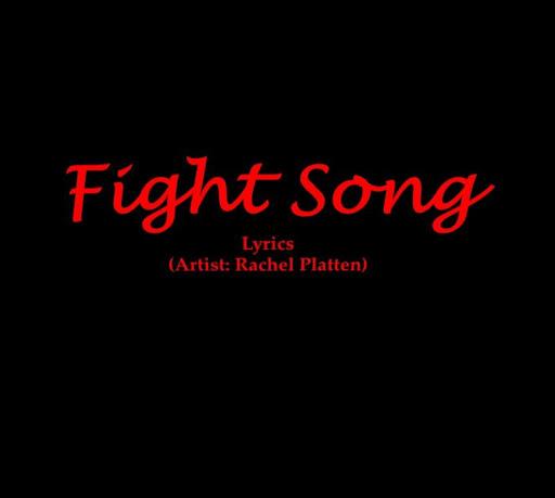Fight Song Lyrics