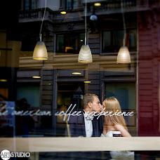 Wedding photographer Artem Kharmyshev (ArtStudioPhoto). Photo of 19.10.2013