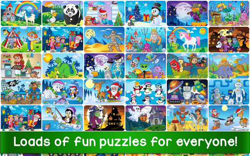 Kids Animals Jigsaw Puzzles u2764ufe0fud83eudd84 254 screenshots 6