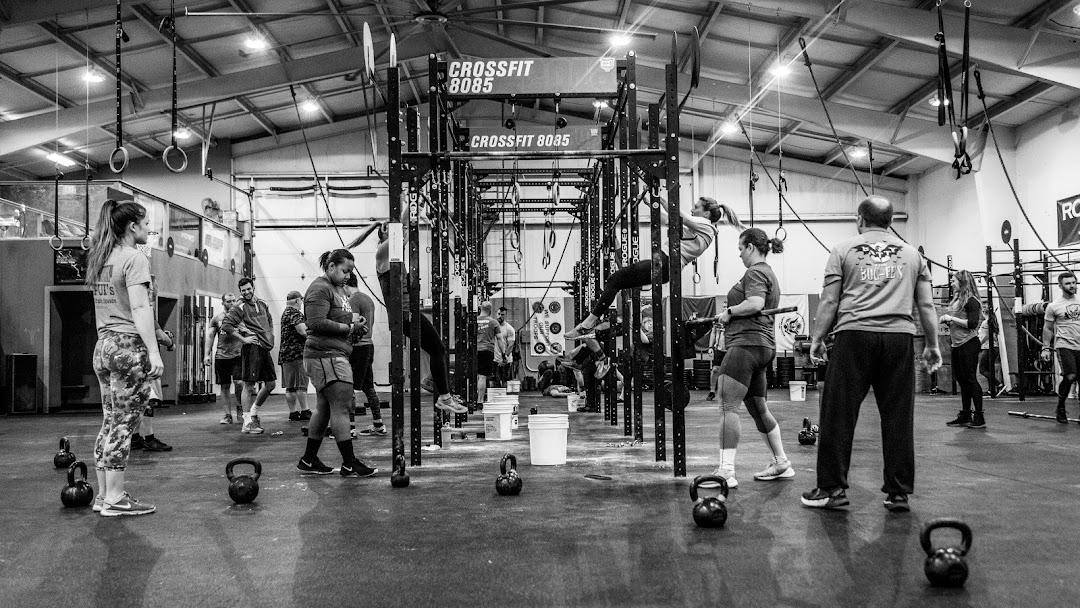 CrossFit 8085 - CrossFit Gym in Evansville Indiana