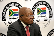 Former president Jacob Zuma. File photo.
