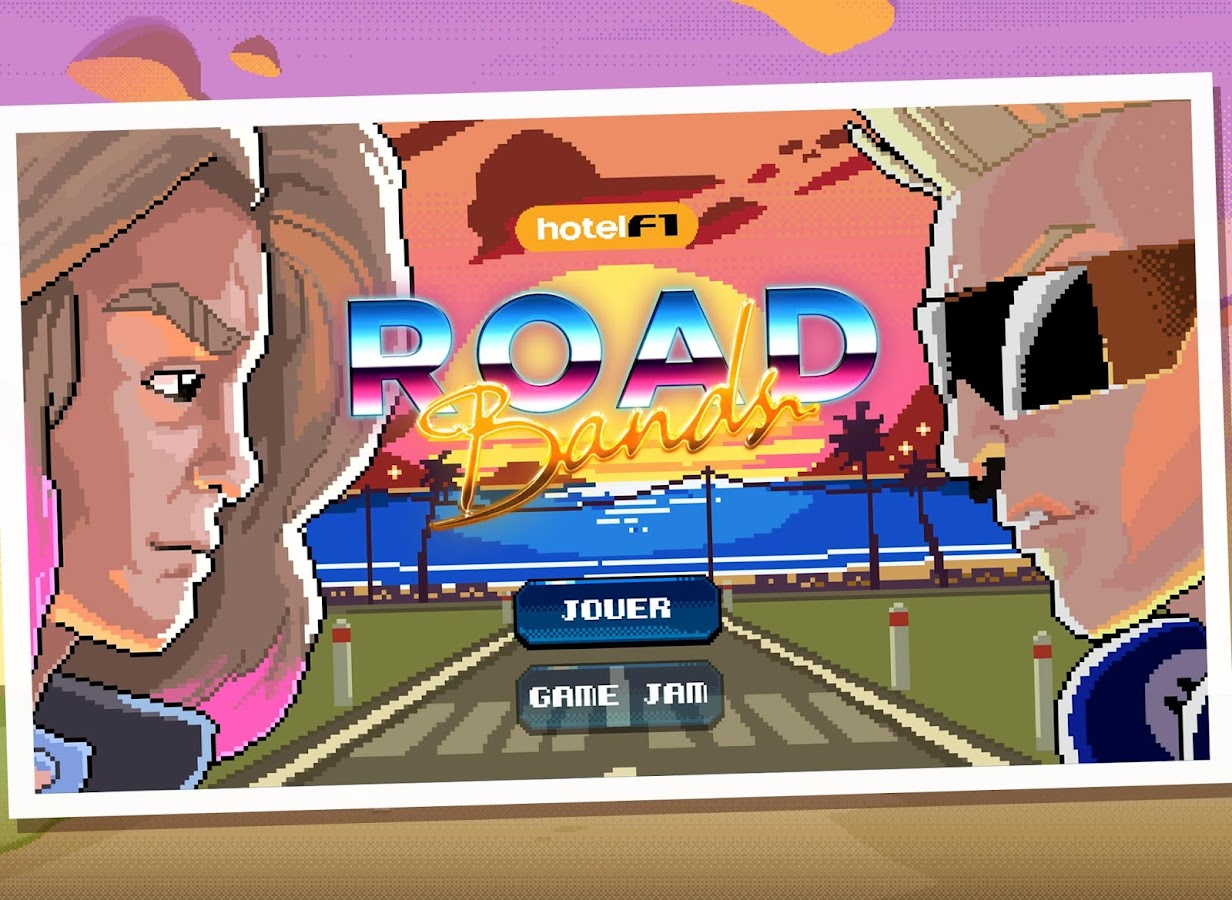Road Bands- screenshot