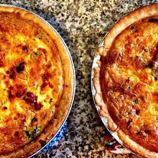 Spinach And Meat Quiche Recipes