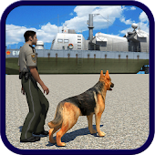Police Dog Harbor Criminals
