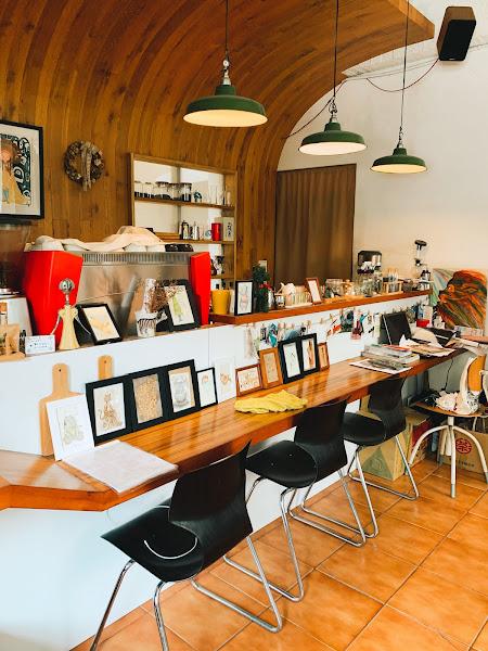 食物美味,配色相當精緻,咖啡廳內部的擺設也看得出老闆的用心。🥰