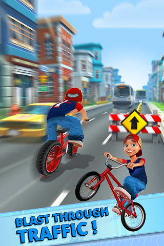 android Bike Blast Screenshot 1