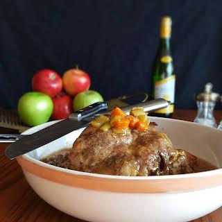 Apple Pork Roast.