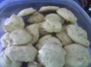 Glazed Sugar Cookies