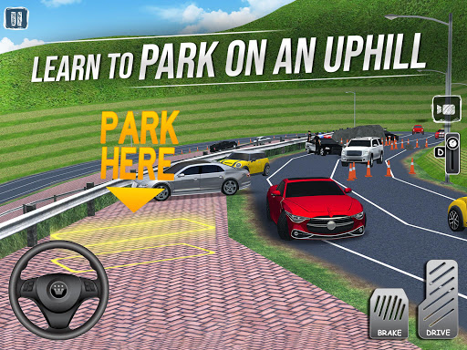Parking Professor: Car Driving School Simulator 3D 1.1 screenshots 19