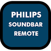 Philips Soundbar Remote