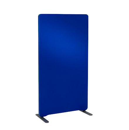 Golvskärm Edge 1000x1350mm blå