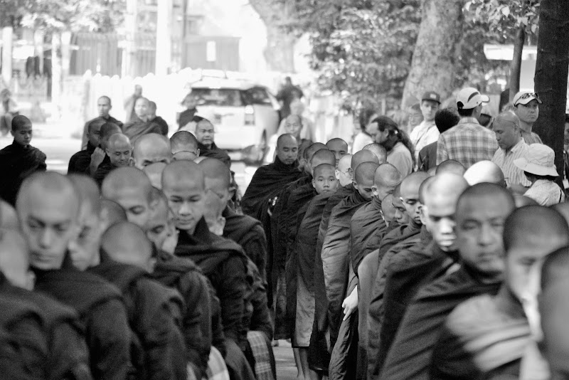 La Marcia Dei Monaci di claudio1984