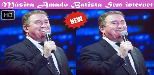 Amado Batista Musica Sem internet 2018 app (apk) free download for Android/PC/Windows screenshot