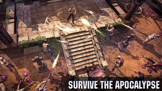 Live or Die: Zombie Survival MOD APK [Unlimited Money] 5