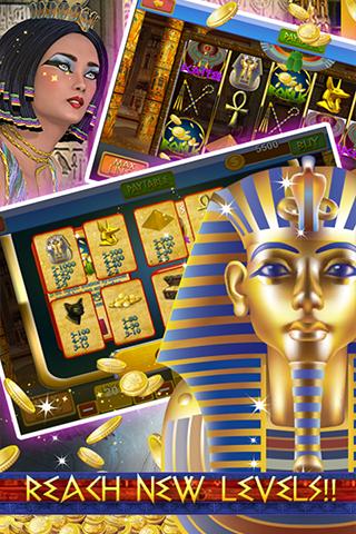 Pharaoh's Fantasy Huuuge Global Big Bonus Slots  screenshots EasyGameCheats.pro 3