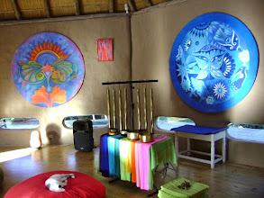 Photo: Terapia del Sonido  en el Octógono de Agó - Punta del Este