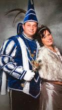 Photo: De Berggeiten,Wageningen Z D H Prins Willem 3e en H D H Prinses Jootje