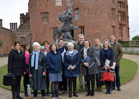 Welshpool meeting shares tourism ideas