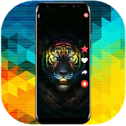 3D Tiger Launcher & Live Walllpaper