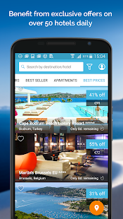 VeryChic hotels- screenshot thumbnail