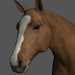 Horse Pose Tool 3D Icon