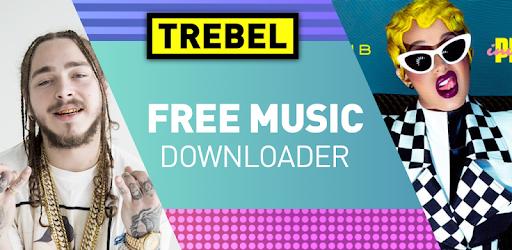 TREBEL - Free Music Downloads & Offline Play - Apps on Google Play