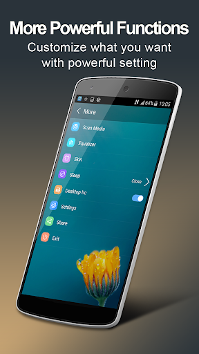 Music Player - Audio Player screenshot 3