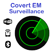 Surveillance - Find & Track Bluetooth WiFi Devices