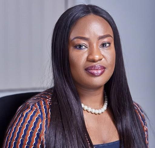 Laurel Onumonu, AGM & Head Cloud Business Unit at Lagos-based Cyberspace Limited.