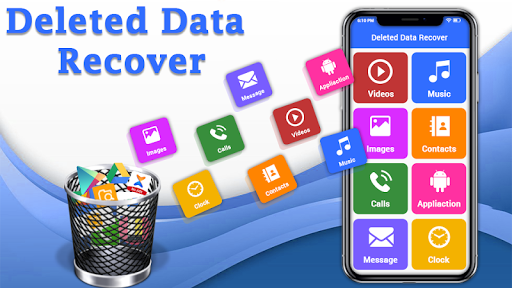 Recover Deleted All Files, Photo, Video & Contacts 1.0 screenshots 1