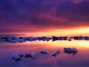 Photo: Fire & Ice