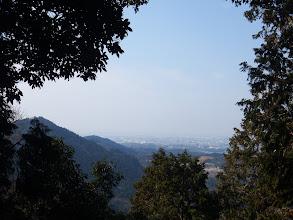 近くに本宮山