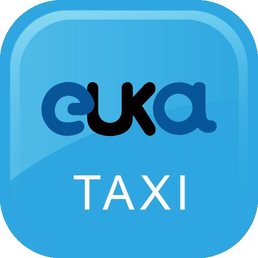 Euka Taxi LOGO-APP點子