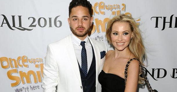 Adam Thomas to be a dad again