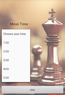 Multi Chess Clock - náhled
