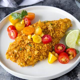 Tortilla Chip Taco Chicken