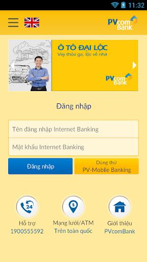 PV Mobile Banking