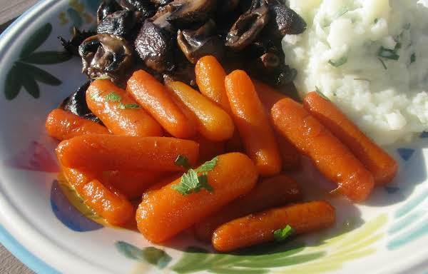 Sweet Maple Carrots