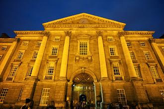 Photo: Main Gate of Trinity College