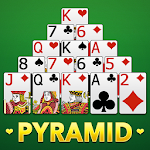 Solitaire Pyramid - Classic Free Card Games icon