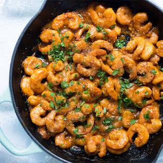 Spicy Mexican Shrimp Recipes.