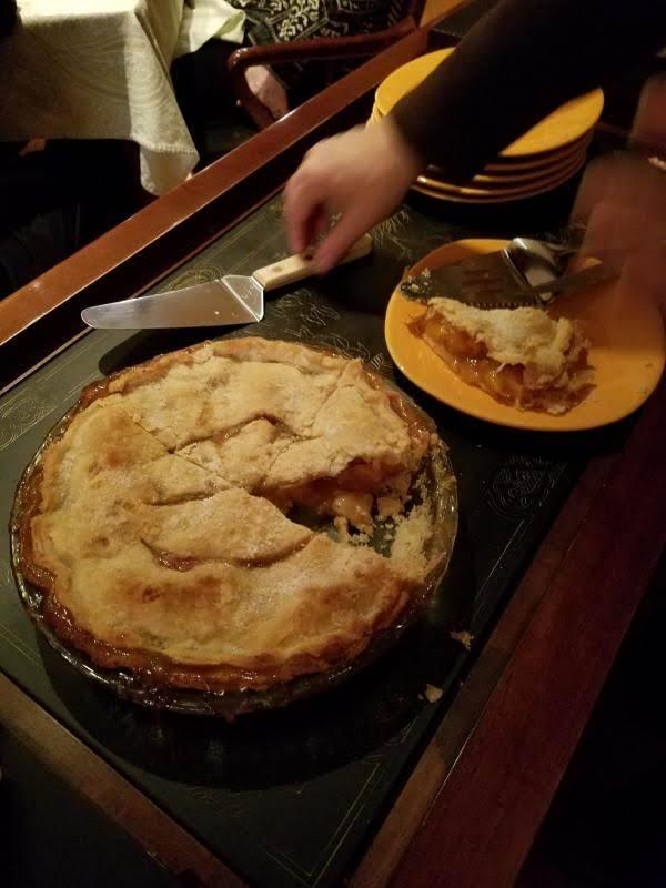Modified Pie Crust Recipe