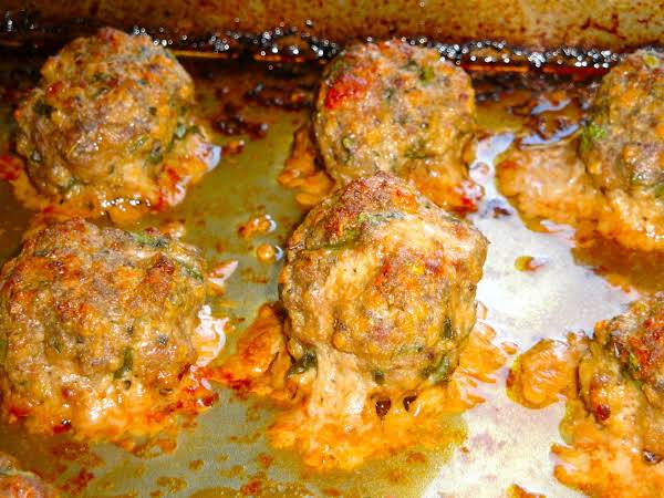 Melissa's Meatballs Recipe