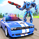 Download City Police Car Robot Gangster Chase For PC Windows and Mac