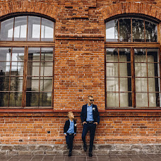 Wedding photographer Ilya Sosnin (ilyasosnin). Photo of 11.12.2017