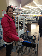 Photo: My husband and I are making a quick Walmart run to pick up a few ingredients for a couple of recipes I am making this week.  We aren't used to being out without our kiddos, having our in-laws in town for a couple of days was nice.  They spent quality time with our kids, and we got an unexpected date night.