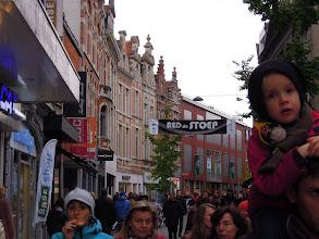 Photo: košt waflí na Diestestraat