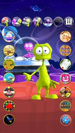 Talking Alan Alien screenshot 1