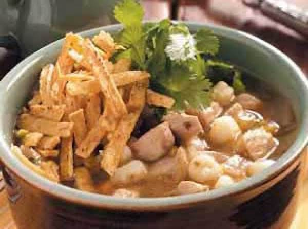 Posole With Indian Fry Bread: Isleta Pueblo Style Recipe
